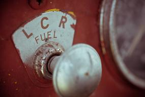 Sign Fuel lcr