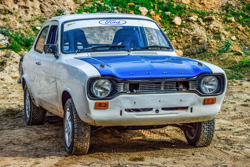 Ford Escort Classic car