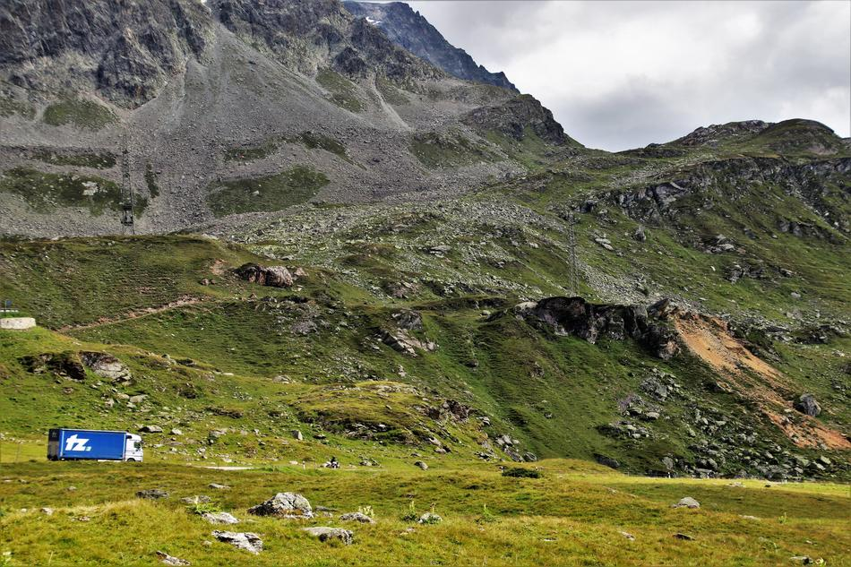 Hiking Trails Julierpass