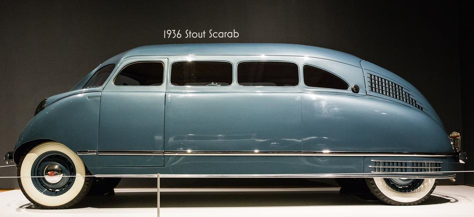 Car 1936 Stout Scarab