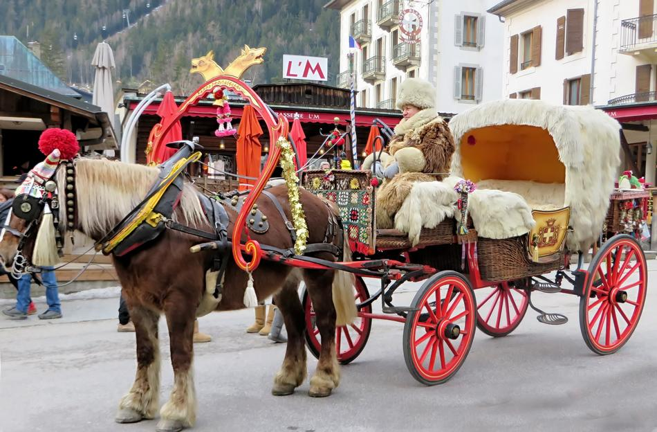 Chamonix Carriage