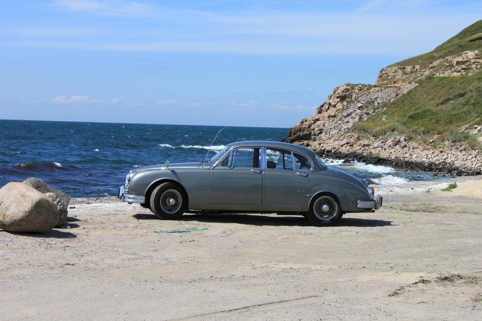 Jaguar Oldtimer sea