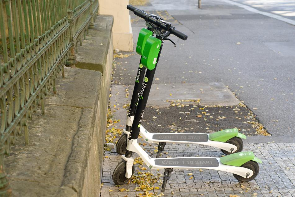 Ecology Scooter