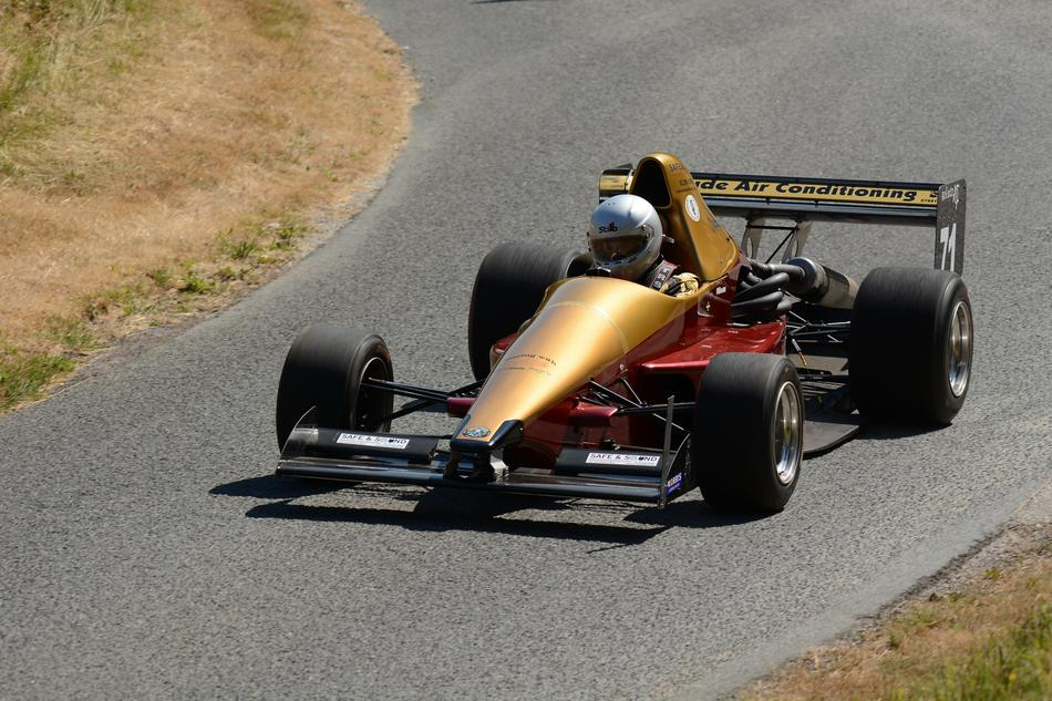Single Seater Race Car