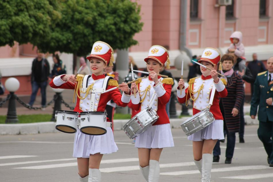 Bryansk Victory Day May