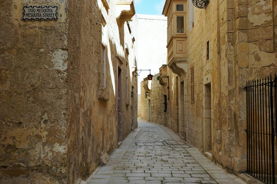 extraordinarily beautiful Malta Mdina