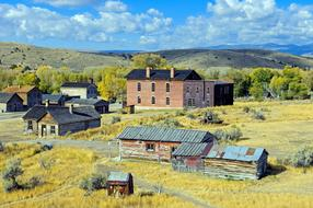 Old Bannack Ghost