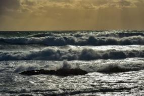 photo of surf in Ayia Napa, Cyprus