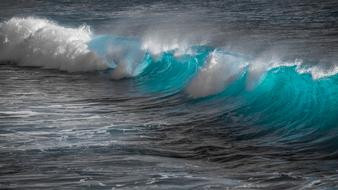 ravishing Wave Water Surf
