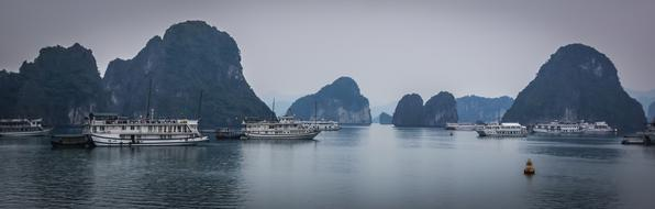 perfect Halong Bay Vietnam