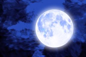 blue moon dramatic