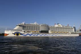 absolutely beautiful Cruise Ship