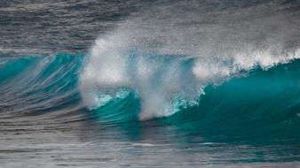 incredibly beautiful Water Surf