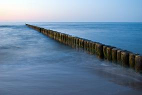 perfect Groynes Sea Baltic