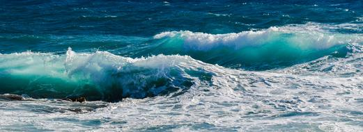 Waves Turquoise