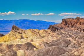 magnificent Death Valley Desert
