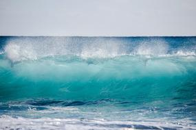 incredibly beautiful Surf Water