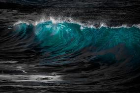 very beautiful Wave Surf