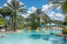 perfect Water Park Florida Tropical