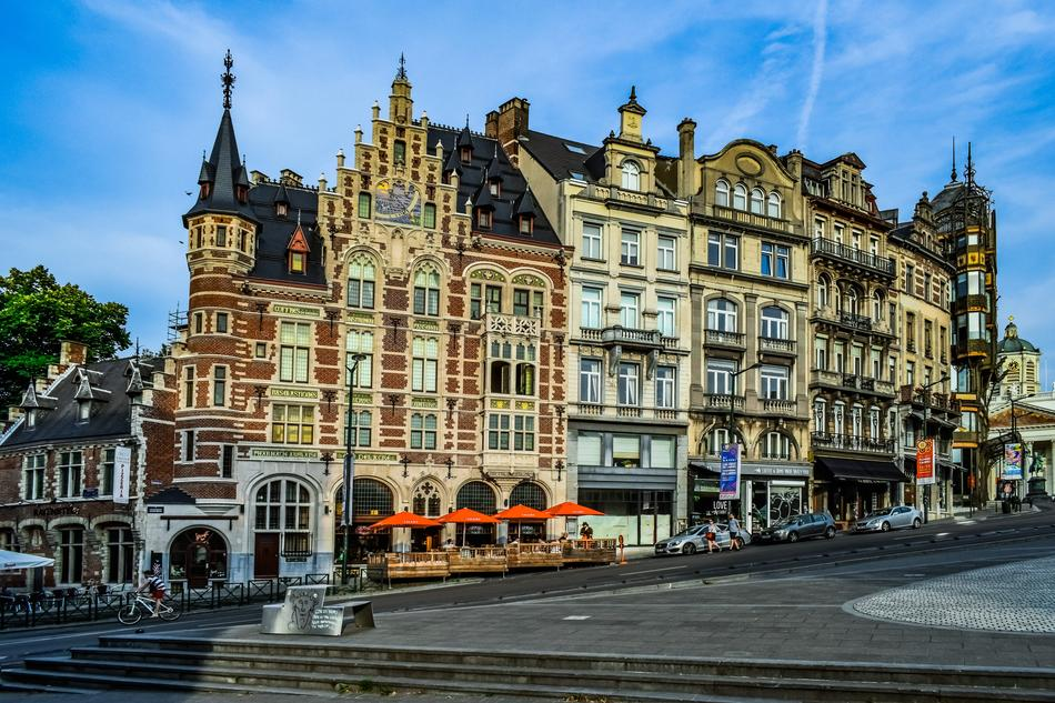 ravishing Belgium Brussels Tourism