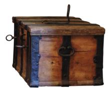 Chest Wood old