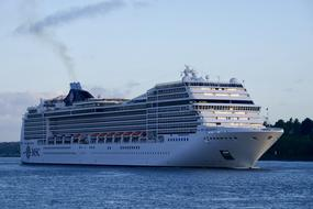 Cruises Shipping Magnifica