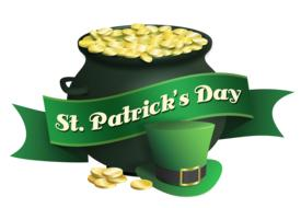 st patrick s day gold