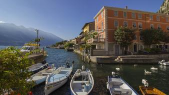 incredible Limone Garda Italy