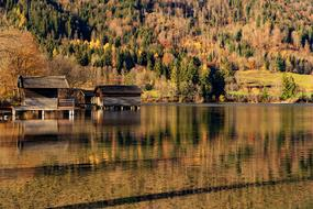 Schliersee Lake mood