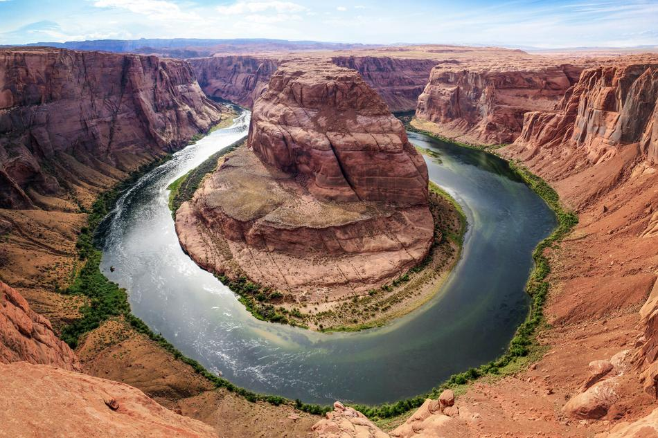 Horseshoe Bend in Grand Canyon, Arizona