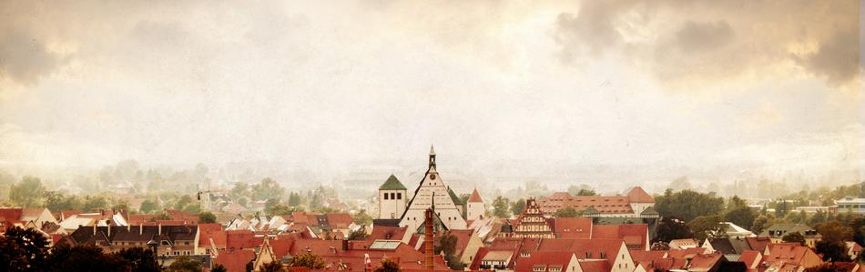 Old Freiberg Market city