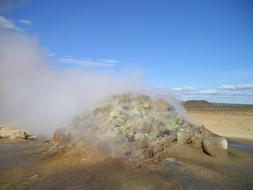 sulfur steam