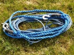Rope Cable blue
