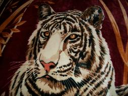 Tiger Bengal White drawing