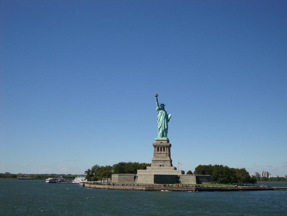 fabulous Statue Of Liberty New York