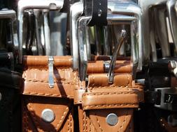 Buckles Belts Leather