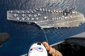 Aircraft Carrier Aerial