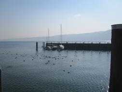 Lake Constance and Port