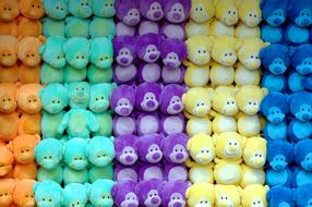 Stuffed toy Carnival