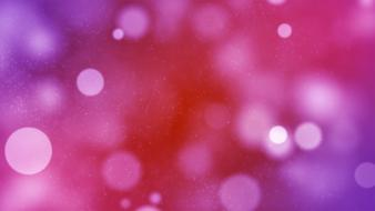 bokeh pink abstract background drawing
