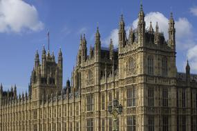 wonderful Palace Of Westminster