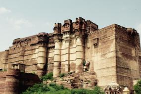 Fortress Rajasthan in India