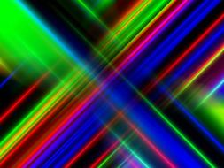 Colorful grid background with lines