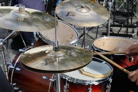Cymbals Percussion