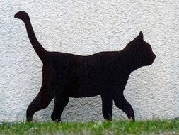 goodly Cat Silhouette Pet