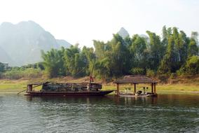 China Yangshuo Li River
