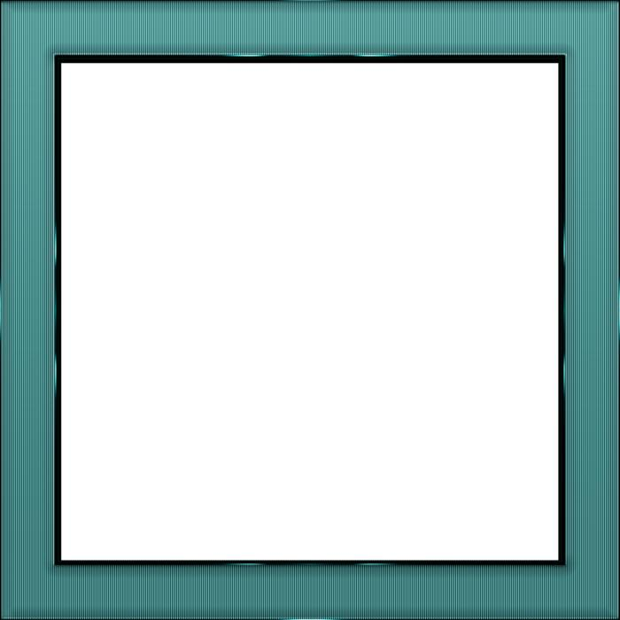 blue frame scrapbooking drawing
