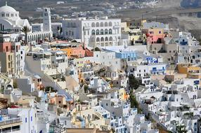 white Architecture Greece