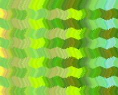 texture geometry background color green