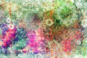 background art abstract watercolor design